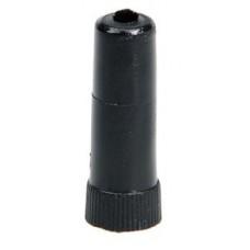 Capăt cablu 5 mm plastic