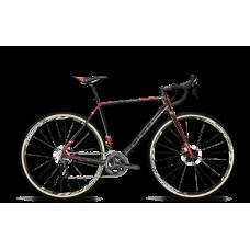 """Bicicleta Focus Mares CX Ultegra 28"""" 22G 2016"""