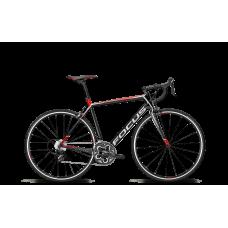 Bicicleta Focus Cayo 105 Mix 22G negru/rosu 2016