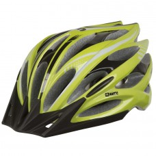 "CASCA CICLISM MIGHTY ""PACE GREEN YELLOW"" M/L(54-60 CM) GALBEN/NEGRU"