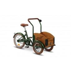 Mini Cargo Verde Smarald