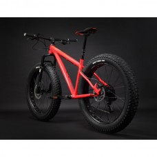 BICICLETA FATBIKE MTB 26 SILVERBACK SCOOP SINGLE DELUXE