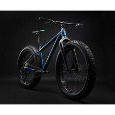 BICICLETA FATBIKE MTB 26 SILVERBACK SCOOP SINGLE