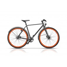 "Bicicleta Cross Flat Urban 28"" 2017"