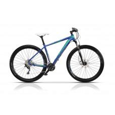 "Bicicleta Cross Euphoria 29"" Albastru 2017"