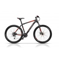"Bicicleta Cross Grip 8 29"" Negru 2017"