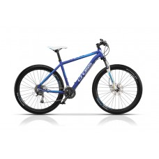 "Bicicleta Cross Grip 8 27.5"" Albastru 2017"