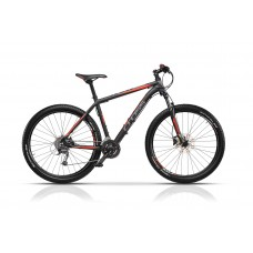 "Bicicleta Cross Grip 8 27.5"" Negru 2017"