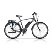 "Bicicleta Electrica Cross Elegra City Man 28"" 2017"