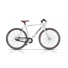 "Bicicleta Cross Spria Urban 28"" Alb sau Gri - 2017"