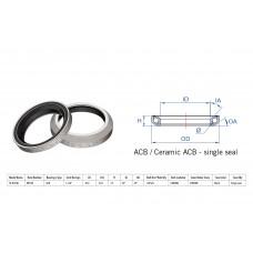 "Rulment cuvete FSA TH-870/DJ ACB 45x45 1""1/8 singleS MR155"