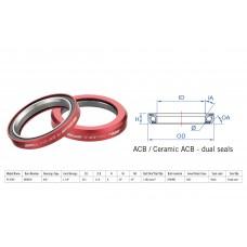"Rulment cuvete FSA Super Light TH-870R ACB 45x45 1""1/8 MR042R"