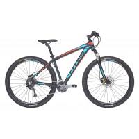"Bicicleta Cross Grx 927 29"" Negru/Albastru/Rosu 2017"