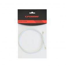 Camasa cablu frana Crosser 2P - 1000mm Alb