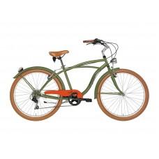 Bicicleta Adriatica Cruiser Man verde 2016