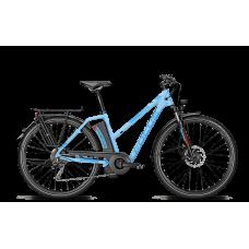 "Bicicleta electrica Focus Aventura 9G 28"" 17Ah 36V DT 2016"