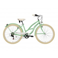 Bicicleta Adriatica Cruiser Lady verde 2016