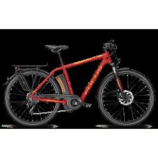 "Bicicleta electrica Focus Aventura Pro 10G 28"" 17 Ah HE 2016"